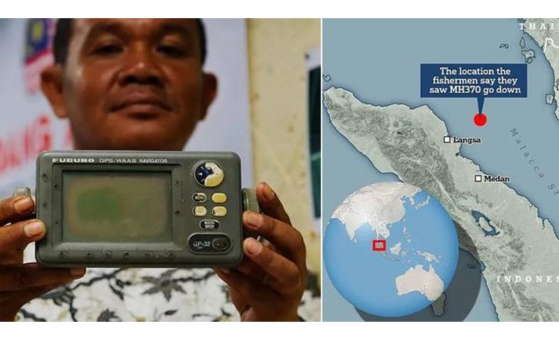 消失的馬航「MH370找到了」!印尼漁民目睹一陣黑煙後墜落在這… 史上最大航空謎團將破解?