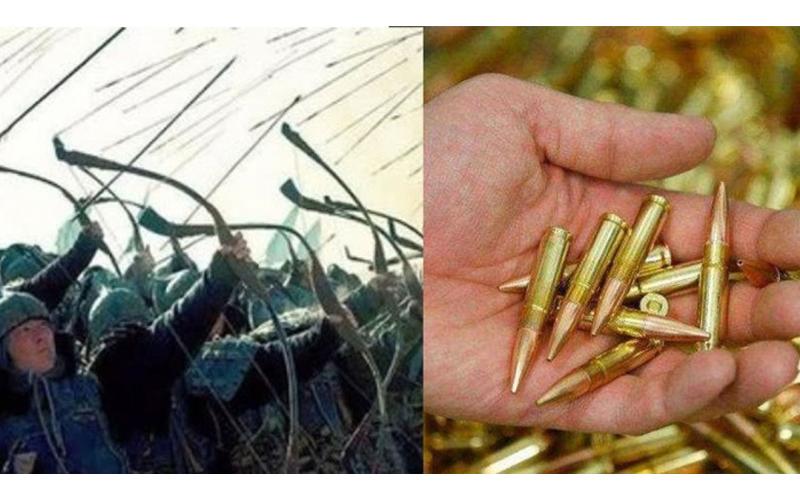 弓箭可以…為什麼子彈卻不能塗上毒藥?專家說明背後真相...連美國也不敢